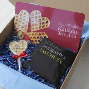 Die Sauerländer Kaukenbox.