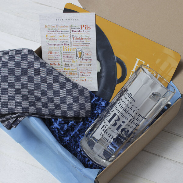 Die Geschenkbox für waschechte Sauerländer.