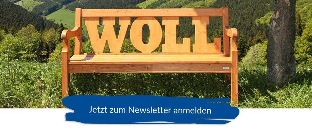 Zum Woll-Newsletter anmelden