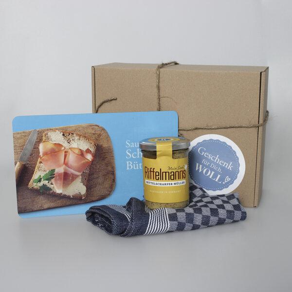 Die Sauerländer Bütterken Box für ein waschechte Sauerländer.