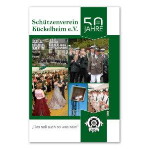 Das Buch zum Vereinsjubiläum des Schützenvereins Kückelheim e.V.