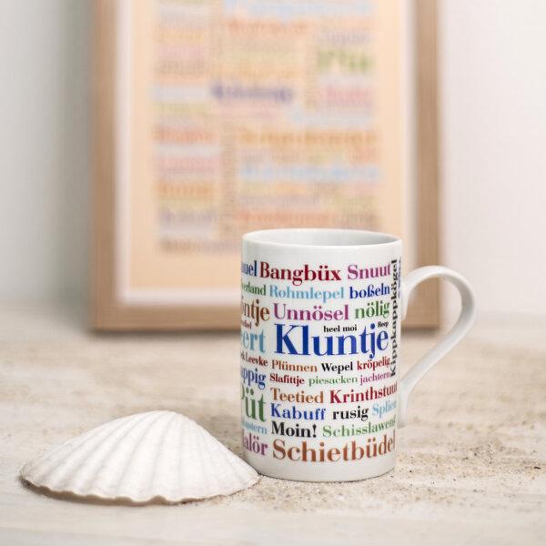 Die Tasse Ostfriesische Wörter.