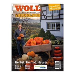 Die neue Herbstausgabe des WOLL Magazin Sauerland