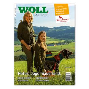 Das WOLL Magazin für Schmallenberg Herbst 2020.