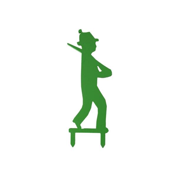 Schützenfest-Männchen mit Hut klein.